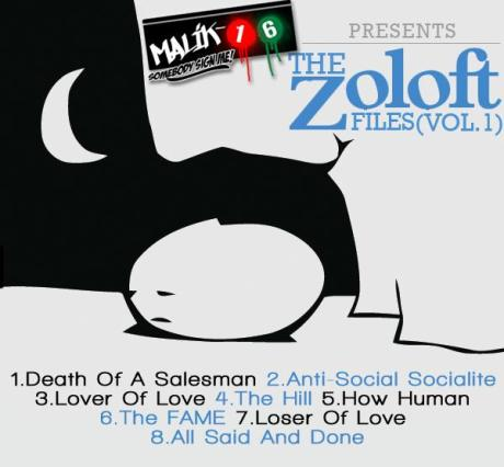 Check Out Malik-16′s New Mixtape 'Zoloft Files'