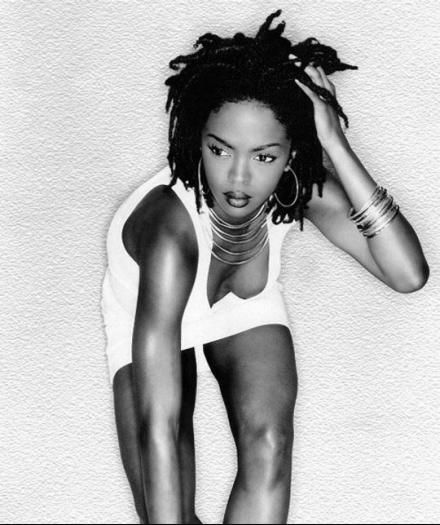 Hacked: Lauryn Hill Nude