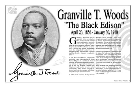 Read The Biographes of History's Greatest Creative Geniuses  |100 Things Black People Invented